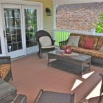 Veranda with Furniture, Alternate View | roofer Pittsburgh