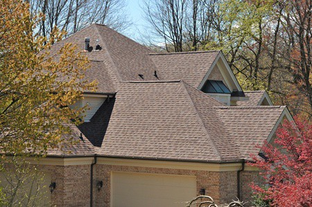 House Surrounded by Trees | RoofingContractorPittsburgh.com