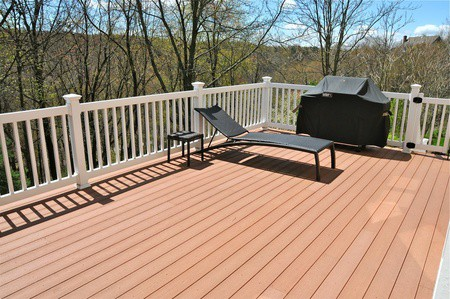 Large Patio with Sun Chair | RoofingContractorPittsburgh.com