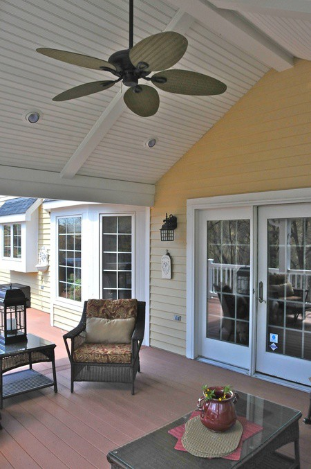 Veranda with Furniture | RoofingContractorPittsburgh.com
