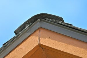 Close Up of Roof Corner