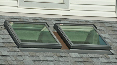 Two Sky Lights | RoofingContractorPittsburgh.com