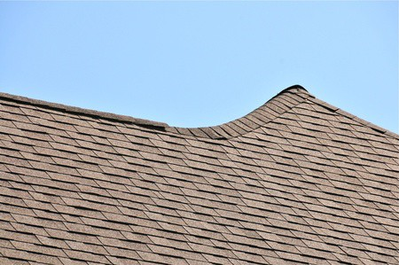 Brown Roof Peak | RoofingContractorPittsburgh.com