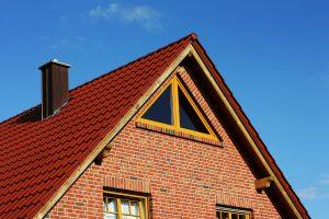 Gable Terracotta Roof