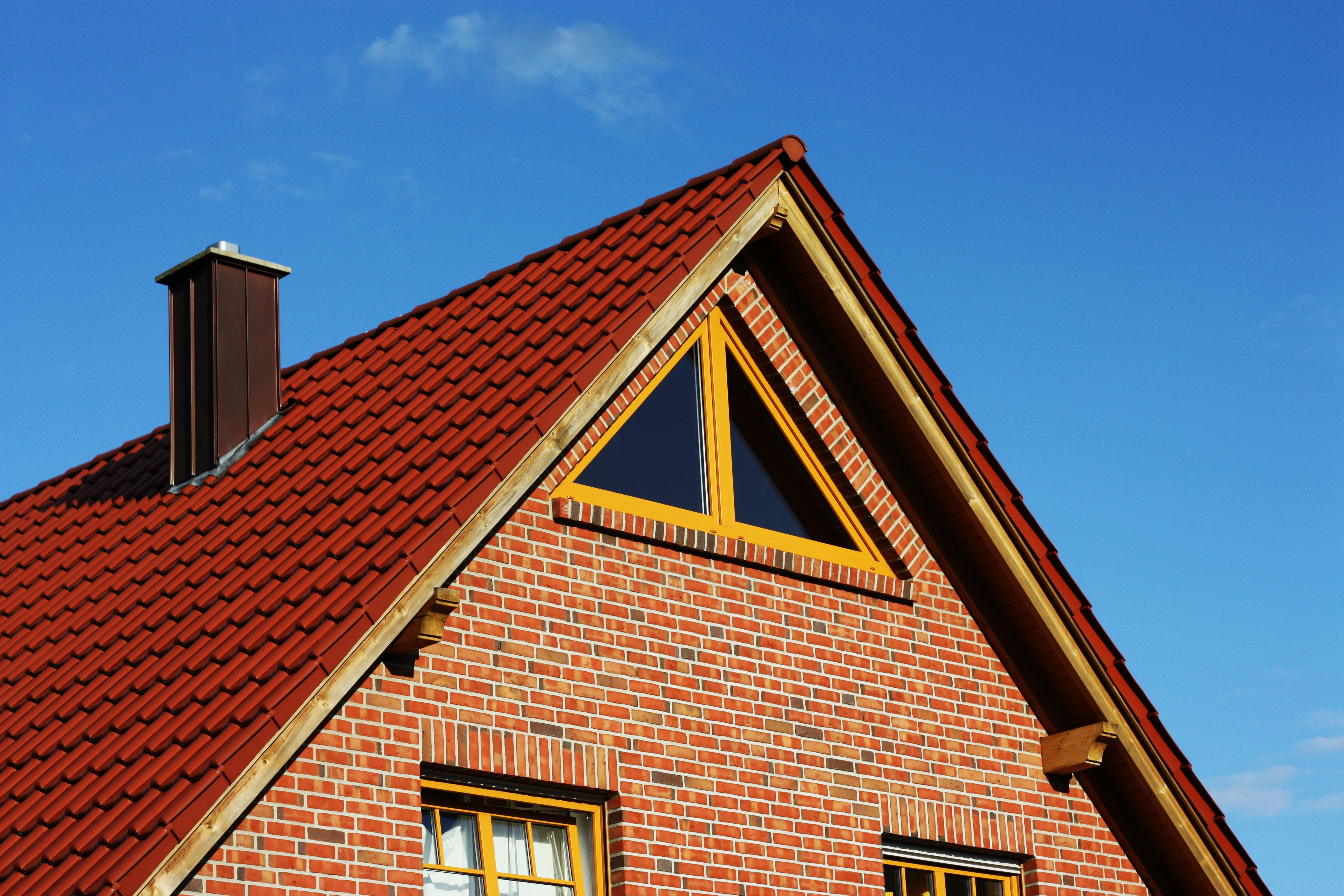 Gable Terracotta Roof | RoofingContractorPittsburgh.com
