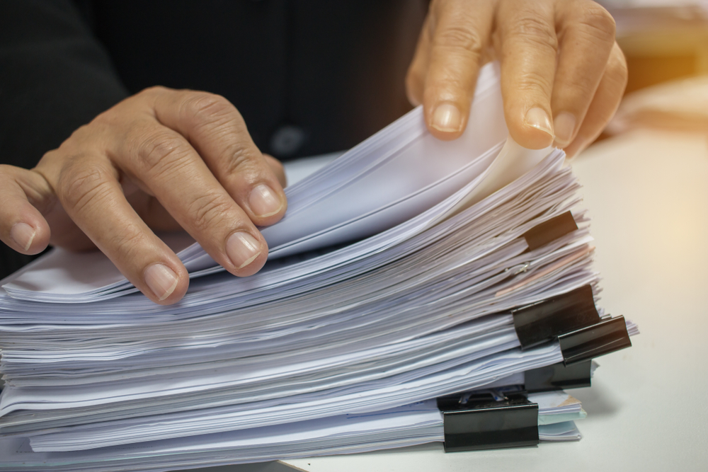 Filing Papers | RoofingContractorPittsburgh.com