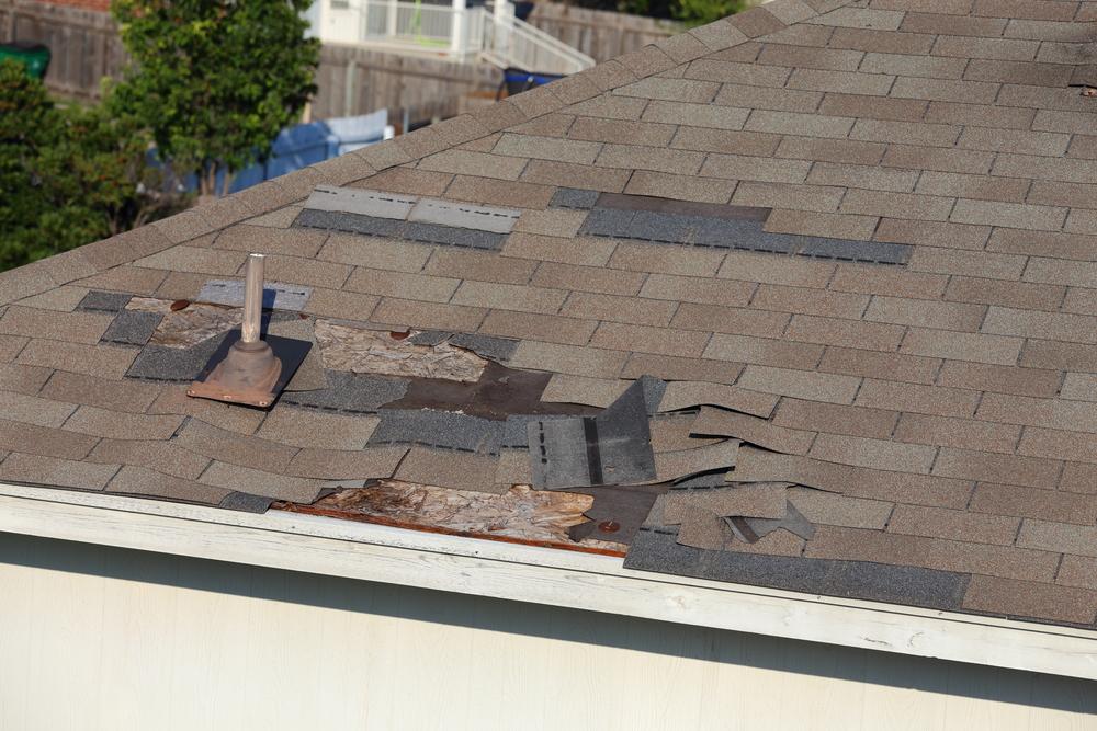 Broken Shingles | RoofingContractorPittsburgh.com