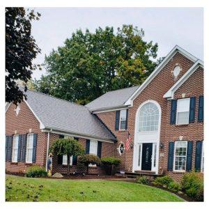 Fall Roofing & Brick Siding