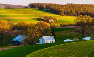 Countryside in Pennslyvania