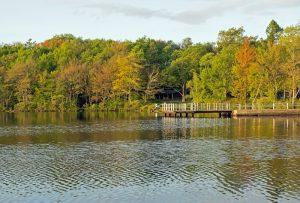 Rural Pennslyvania Lake