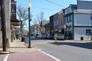 Downtown Sewickley, PA