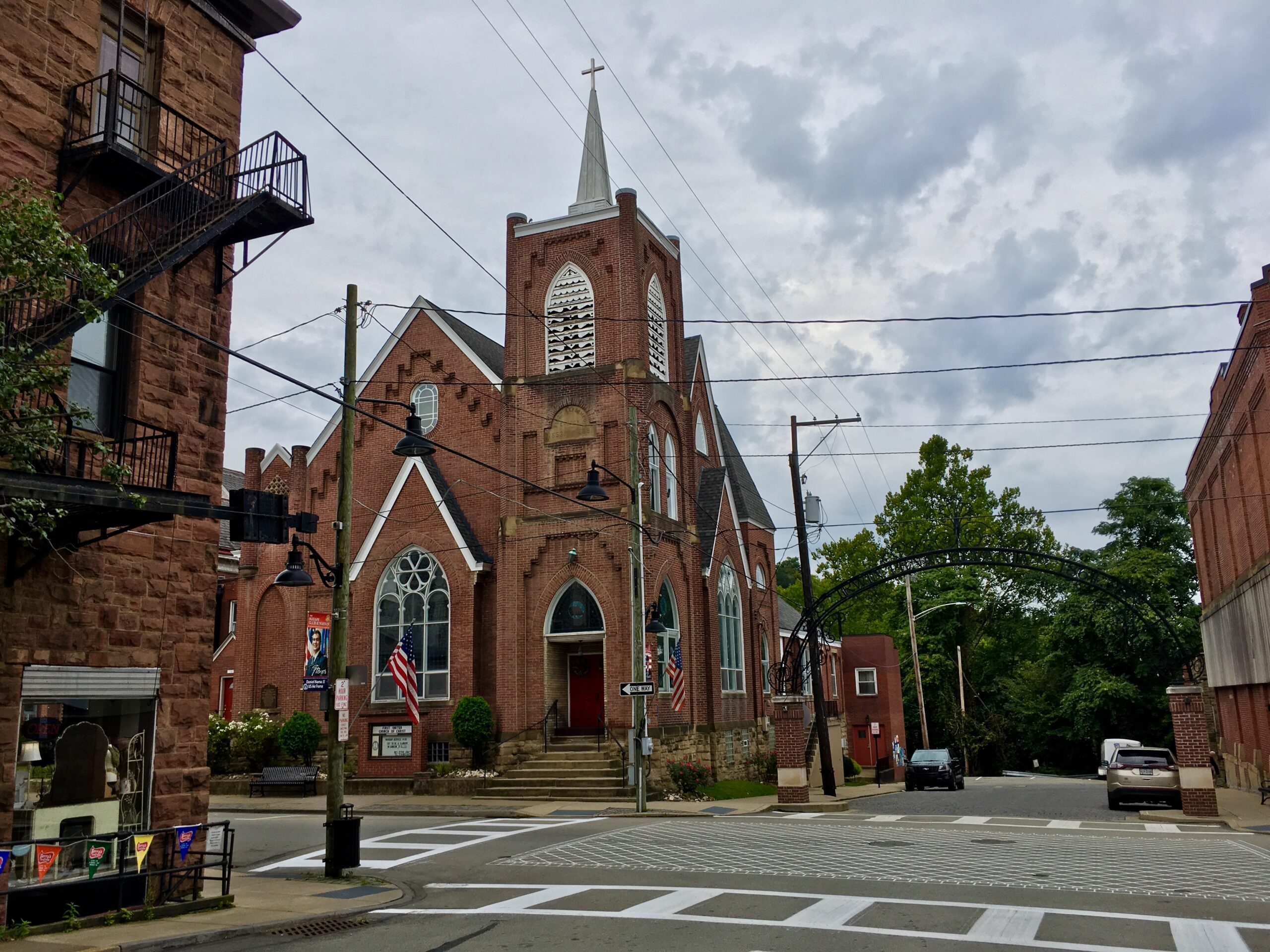 Irwin PA Church | RoofingContractorPittsburgh.com
