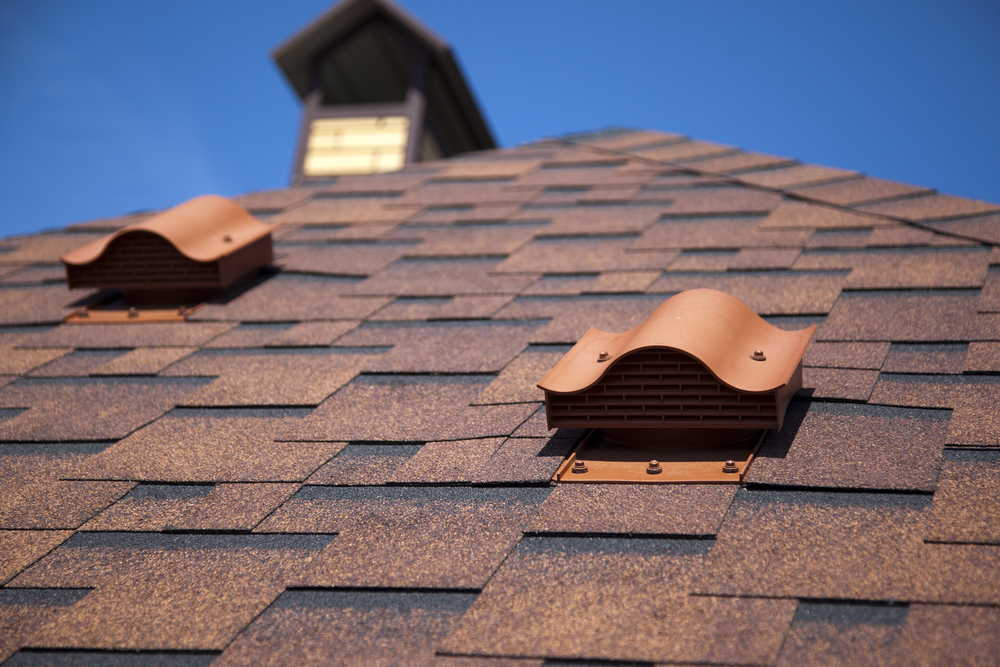 Shingles,On,The,Roof,With,Ventilation   RoofingContractorPittsburgh.com
